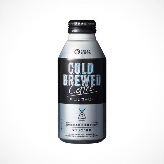 COLD BREWED Coffee 水出しコーヒー 400g